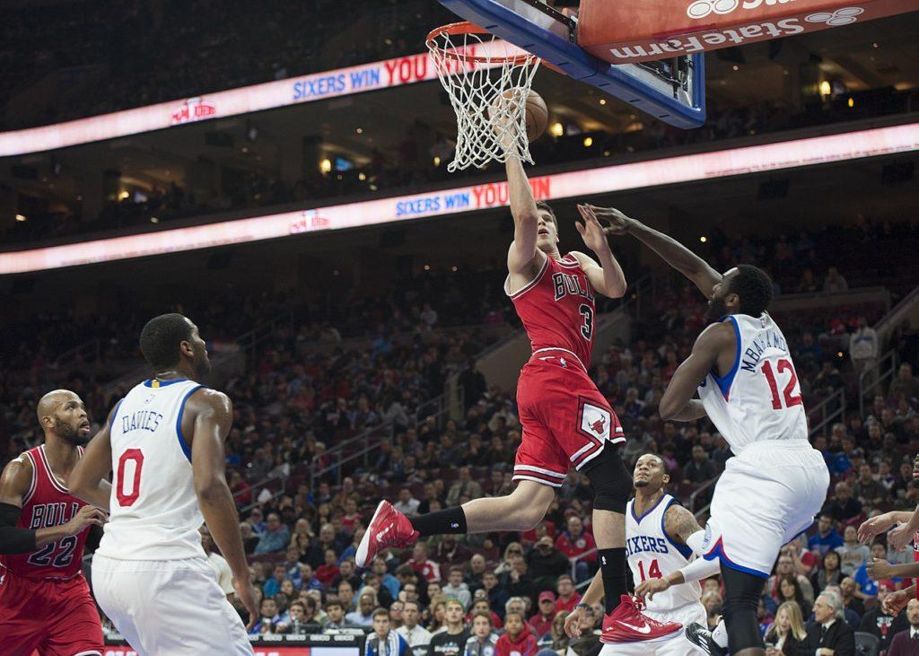 Chicago Bulls' Doug McDermott Improves in his second NBA Season
